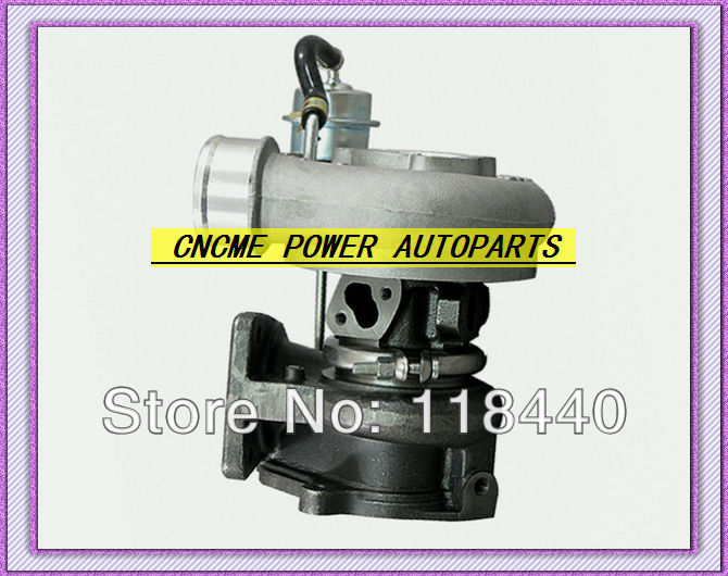 CT12B 17201-67040 Turbine TurboCharger For Toyota Land Cruiser Prado Engine 1KZ-TE 3.0L Diesel (4)