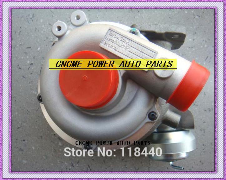 - RHF4V VJ32 RF5C13700 Turbine Turbocharger for MAZDA 6 CiTD Premacy MPV II DI Engine J25S MZRCD LW 2.0L 136HP 143HP (3)