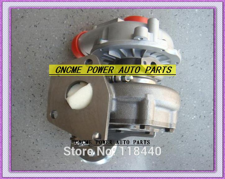- RHF4V VJ32 RF5C13700 Turbine Turbocharger for MAZDA 6 CiTD Premacy MPV II DI Engine J25S MZRCD LW 2.0L 136HP 143HP (6)