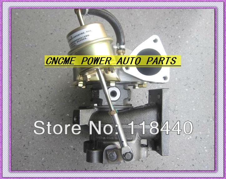 TURBO TD04L 14411-7T600 49377-02600 Turbine Turbocharger For NISSAN D22 Navara Pickup 3.2L NS25 ENGINE QD32 QD32T (2)