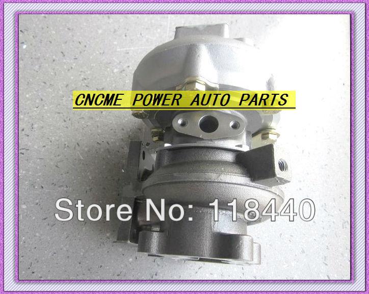 TURBO TD04L 14411-7T600 49377-02600 Turbine Turbocharger For NISSAN D22 Navara Pickup 3.2L NS25 ENGINE QD32 QD32T (5)