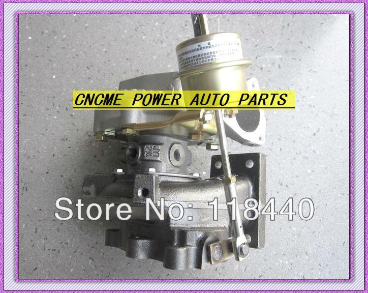 TURBO TD04L 14411-7T600 49377-02600 Turbine Turbocharger For NISSAN D22 Navara Pickup 3.2L NS25 ENGINE QD32 QD32T (4)