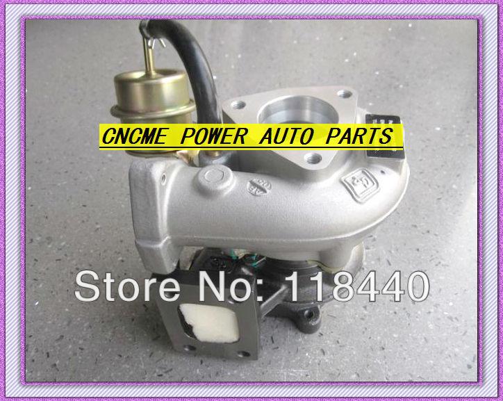 TURBO TD04L 14411-7T600 49377-02600 Turbine Turbocharger For NISSAN D22 Navara Pickup 3.2L NS25 ENGINE QD32 QD32T