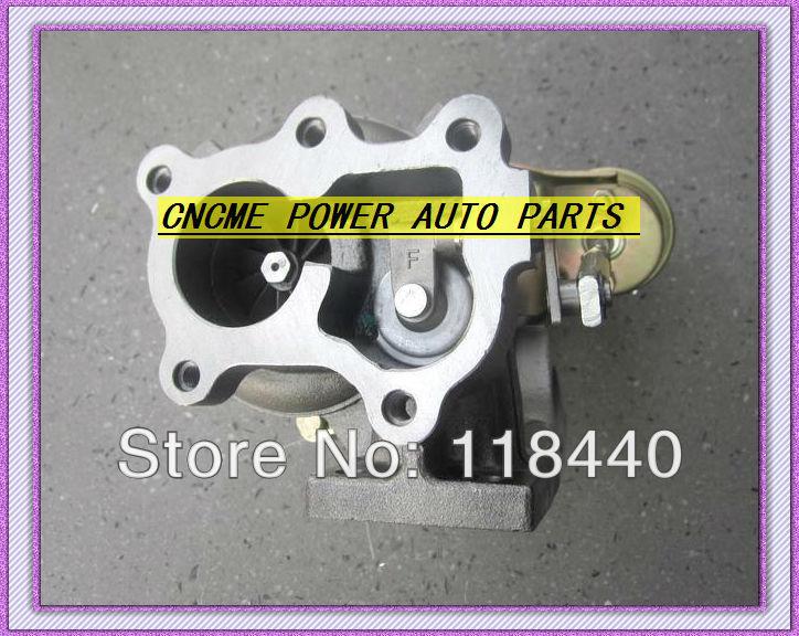TURBO TD04L 14411-7T600 49377-02600 Turbine Turbocharger For NISSAN D22 Navara Pickup 3.2L NS25 ENGINE QD32 QD32T (3)