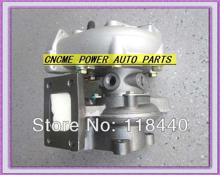 TURBO TD04L 14411-7T600 49377-02600 Turbine Turbocharger For NISSAN D22 Navara Pickup 3.2L NS25 ENGINE QD32 QD32T (1)