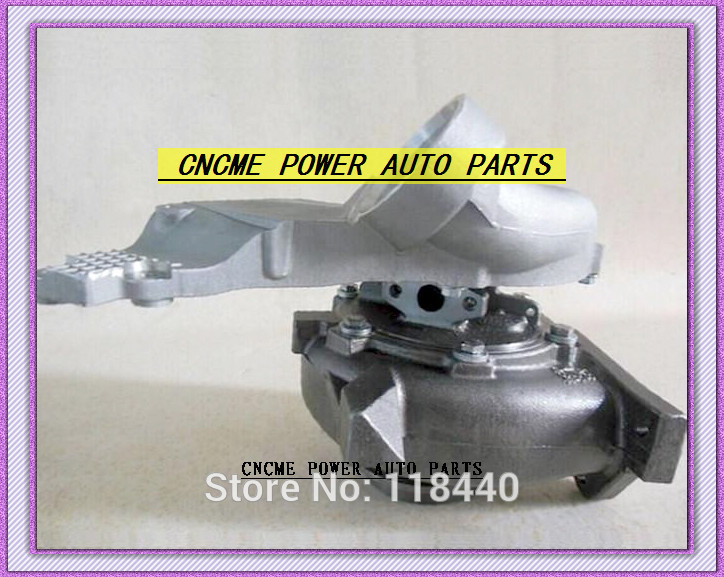 -GT2256V 736088 736088-5003S A6470900280 Turbo Turbine Turbocharger For Mercedes Sprinter I 216CDI 316CDI 416CDI 2004- 2.7L D 154HP OM647 DE LA 27 (4)