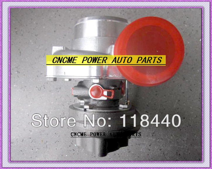 Wholesale Retail GT3076 GT30 turbo T25 C AR .70 T AR .86 wastegate water and oil cooled turbocharger turbo 200-380HP (4)