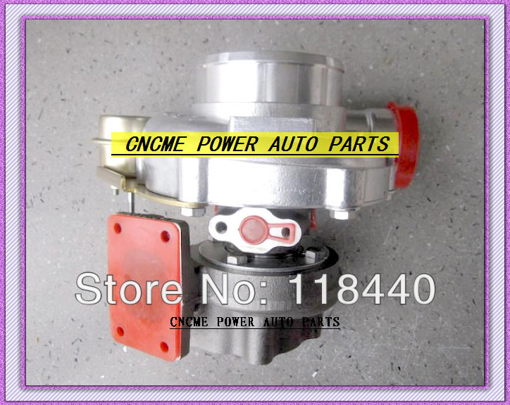 Wholesale Retail GT3076 GT30 turbo T25 C AR .70 T AR .86 wastegate water and oil cooled turbocharger turbo 200-380HP (2)