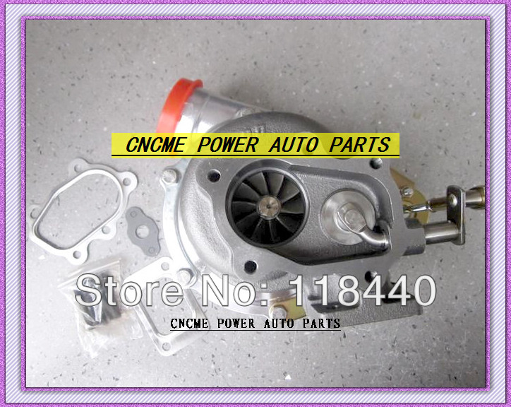Wholesale Retail GT3076 GT30 turbo T25 C AR .70 T AR .86 wastegate water and oil cooled turbocharger turbo 200-380HP (6)