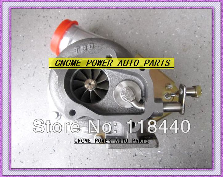 Wholesale Retail GT3076 GT30 turbo T25 C AR .70 T AR .86 wastegate water and oil cooled turbocharger turbo 200-380HP (5)