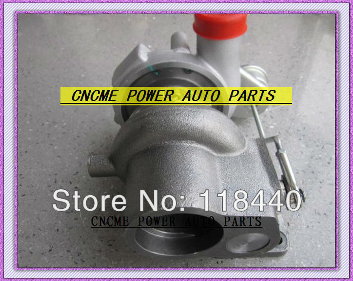 TURBO TD05H TD05H-14G-6 49178-02385 28230-45000 ME014881 Turbocharger For Mitsubishi Fuso Canter Engine 4D34T 3.9L 136HP) (4)