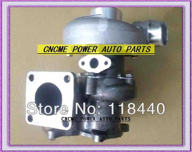 NEW BEST TURBO HT12-17A 047-278 8972389791 Turbine Turbocharger For ISUZU Diesel Construction machine VAN Engine 4JG1T 3.1L