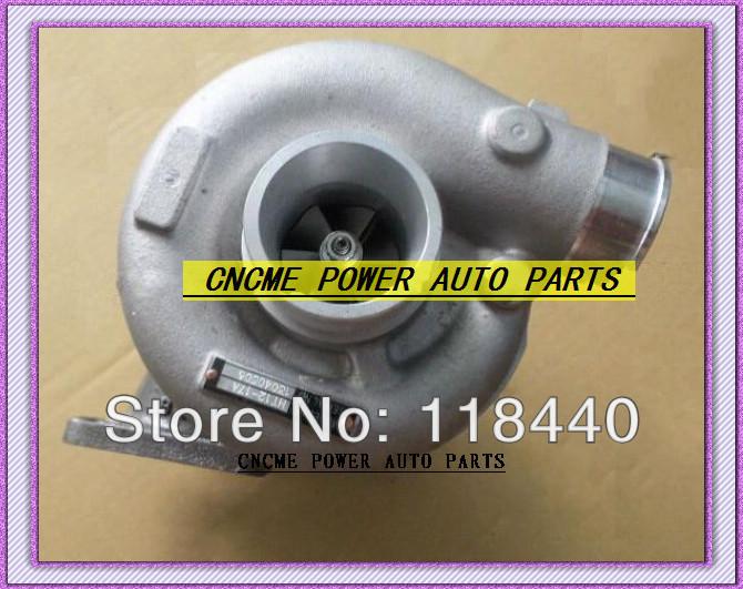 NEW BEST TURBO HT12-17A 047-278 8972389791 Turbine Turbocharger For ISUZU Diesel Construction machine VAN Engine 4JG1T 3.1L (1)