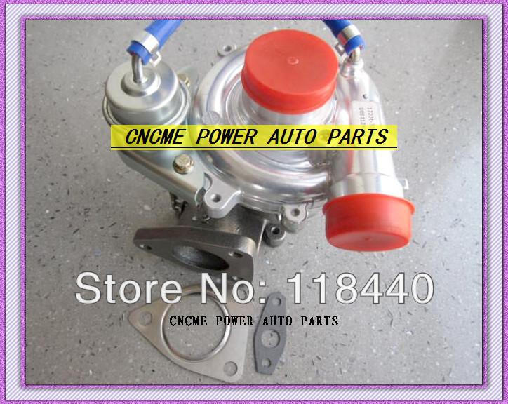 TURBO CT16 17201-30120 oil cooled Turbine Turbocharger For TOYOTA Land Cruiser Hi-Lux Hiace Hilux 2.5L D4D 102HP 2KD 2KD-FTV