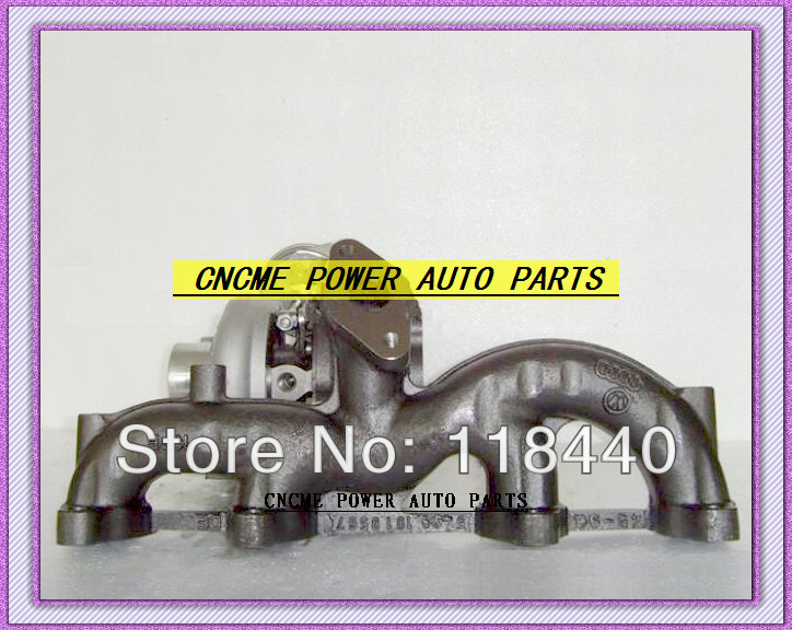 KP39 54399880017 038253016L Turbocharger For Audi A3 1.9Tdi Seat Alhambra Fabia 1.9Tdi VW Bora Golf Polo 1.9Tdi ATD 110HP