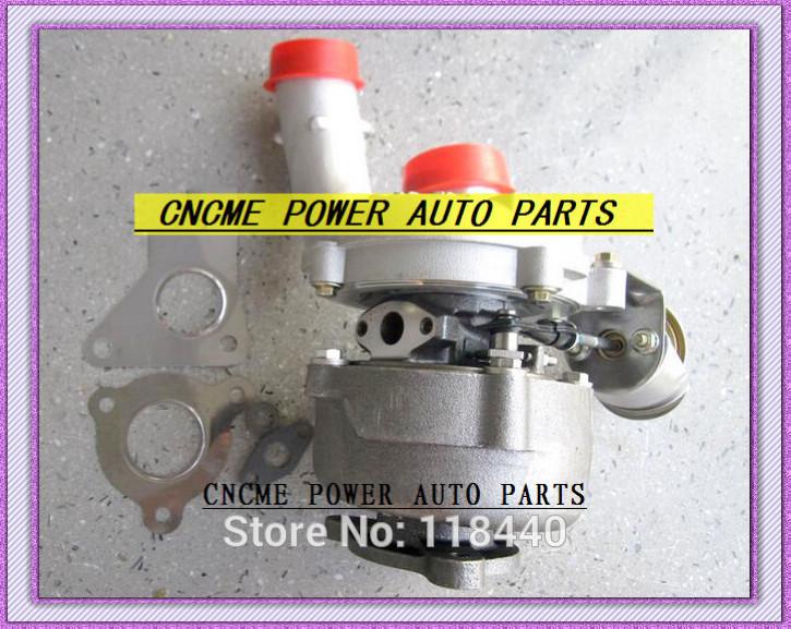 GT1749V 708639-5010S 708639 turbocharger Renault Laguna Megane Scenic Volvo V40 Nissan Primera 1.9L dci 115HP 120HP F9Q D4192T3 (4)