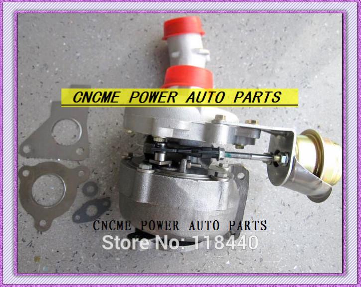 GT1749V 708639-5010S 708639 turbocharger Renault Laguna Megane Scenic Volvo V40 Nissan Primera 1.9L dci 115HP 120HP F9Q D4192T3 (3)