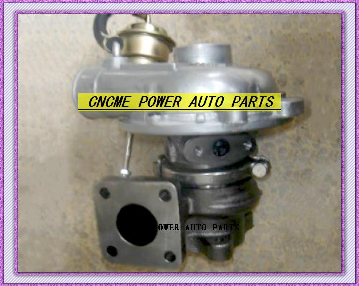 RHF5 RHF4 8973311850 VB420076 VA420076 VIDZ Turbo Turbine Turbocharger For ISUZU Pickup 4JB1TC 2.5L (3)