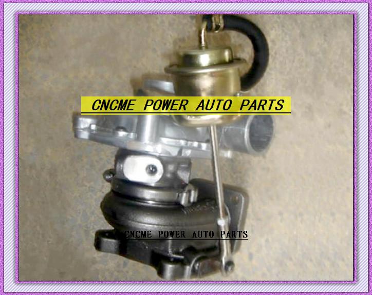 RHF5 RHF4 8973311850 VB420076 VA420076 VIDZ Turbo Turbine Turbocharger For ISUZU Pickup 4JB1TC 2.5L