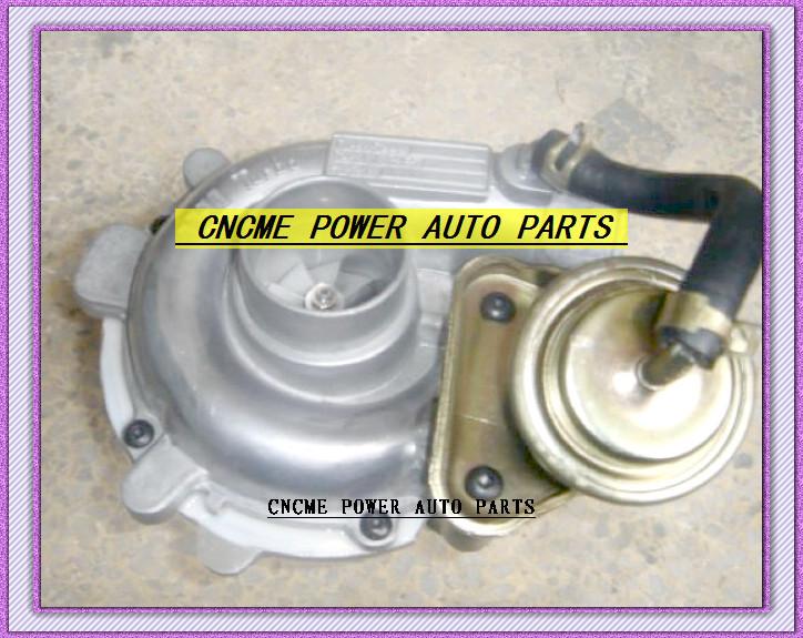RHF5 RHF4 8973311850 VB420076 VA420076 VIDZ Turbo Turbine Turbocharger For ISUZU Pickup 4JB1TC 2.5L (1)
