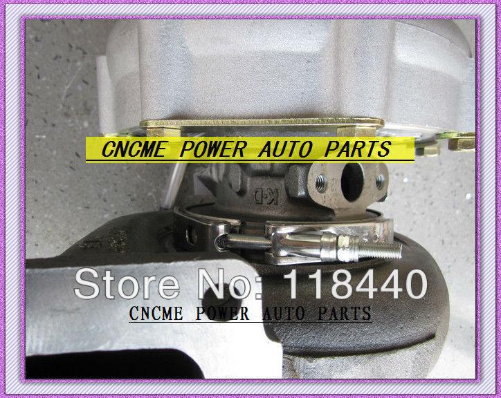 TURBO TA51 4854264 454003-0002 454003-5002S Turbine Turbocharger for Iveco Euro Tech V8 Engine 8210.42.400 17.2L (6)