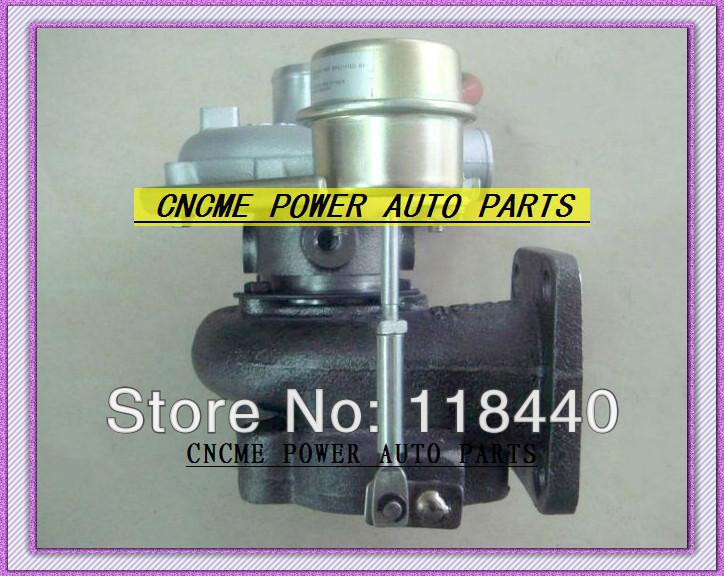 BEST TURBO GT1749S GT17 28230-41422 491037-0002 Turbine Turbocharger For Hyundai Mighty Truck II 3.5T Chrorus bus 1995-1998 D4AE 3.3L 100HP (1)