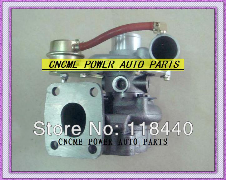 BEST TURBO GT1749S GT17 28230-41422 491037-0002 Turbine Turbocharger For Hyundai Mighty Truck II 3.5T Chrorus bus 1995-1998 D4AE 3.3L 100HP (2)