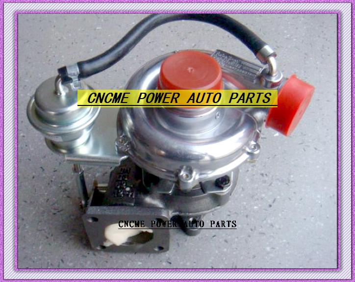 Turbo RHB52 VI95 8970385180 Turbine Turbocharger for ISUZU Campo,Trooper,OPEL Monterey 4JBITC 4JG2TC 113HP 3.1L (4)