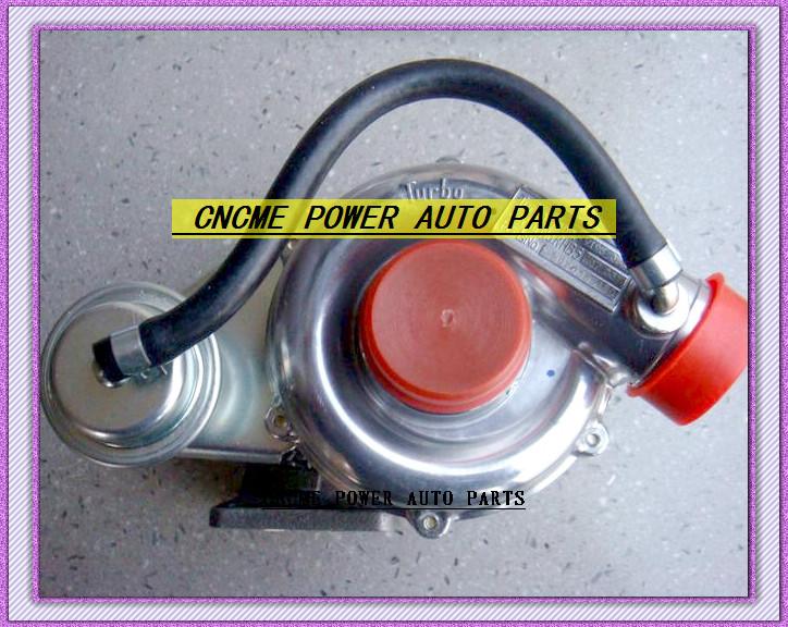 Turbo RHB52 VI95 8970385180 Turbine Turbocharger for ISUZU Campo,Trooper,OPEL Monterey 4JBITC 4JG2TC 113HP 3.1L (5)