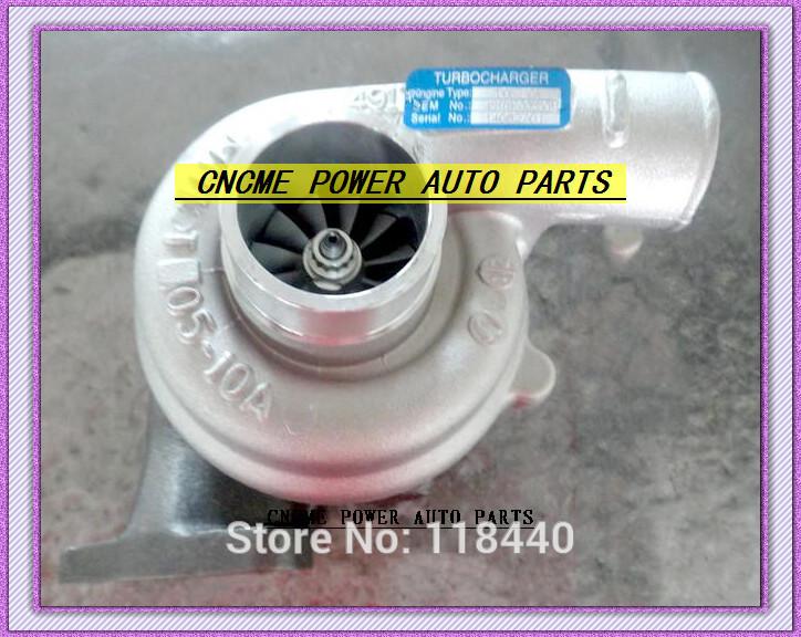 TD05-10A 49178-00530 49178-00550 ME080341 Turbocharger For KATO HD450 For Sumitomo 120 E110 Excavator Mitsubishi 4D31 Engine (1)
