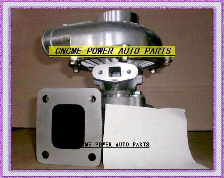 TURBO RHC6 114400-2720 114400-3320 114400 2720 114400 3320 Turbine Turbocharger For Hitachi EX200-2 EX200-3 Engine 6BD1T 6BD1-T (2)