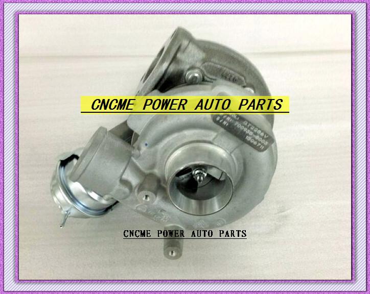 TURBO GT2256V 700935-5003S 700935 Turbine Turbocharger For BMW X5 E53 1999-2003 Engine M57D 3.0L TD 184HP (3)