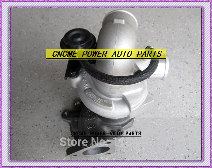 TURBO TF035 49135-04302 49135-04300 28200-42650 Turbine Turbocharger For HYUNDAI Commercial Starex H1 D4BH 4D56 A-1 2.5L TD 99HP (3)