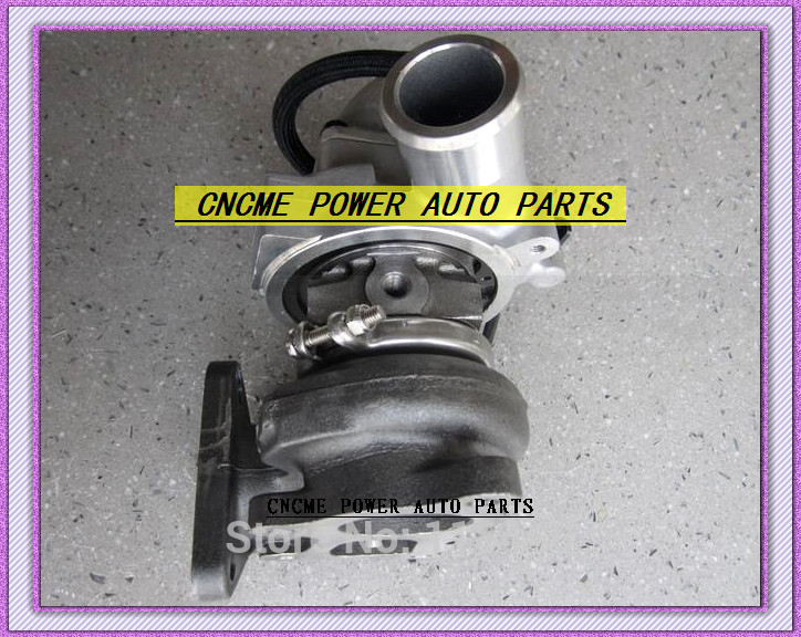 TURBO TF035 49135-04302 49135-04300 28200-42650 Turbine Turbocharger For HYUNDAI Commercial Starex H1 D4BH 4D56 A-1 2.5L TD 99HP (6)