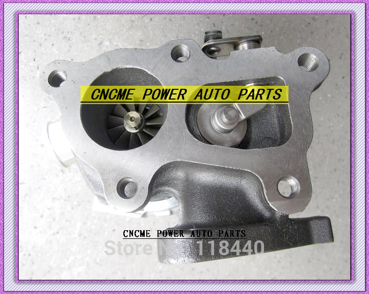 TURBO TF035 49135-04302 49135-04300 28200-42650 Turbine Turbocharger For HYUNDAI Commercial Starex H1 D4BH 4D56 A-1 2.5L TD 99HP (1)