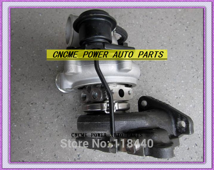 TURBO TF035 49135-04302 49135-04300 28200-42650 Turbine Turbocharger For HYUNDAI Commercial Starex H1 D4BH 4D56 A-1 2.5L TD 99HP (5)
