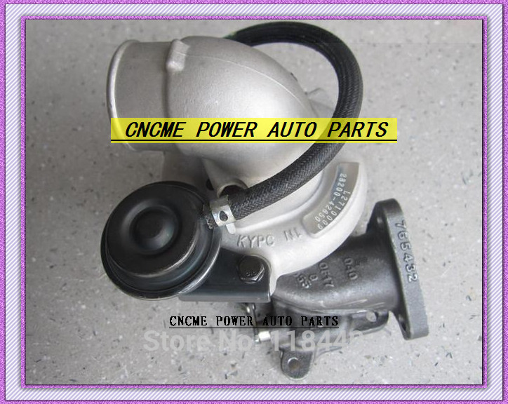 TURBO TF035 49135-04302 49135-04300 28200-42650 Turbine Turbocharger For HYUNDAI Commercial Starex H1 D4BH 4D56 A-1 2.5L TD 99HP (4)