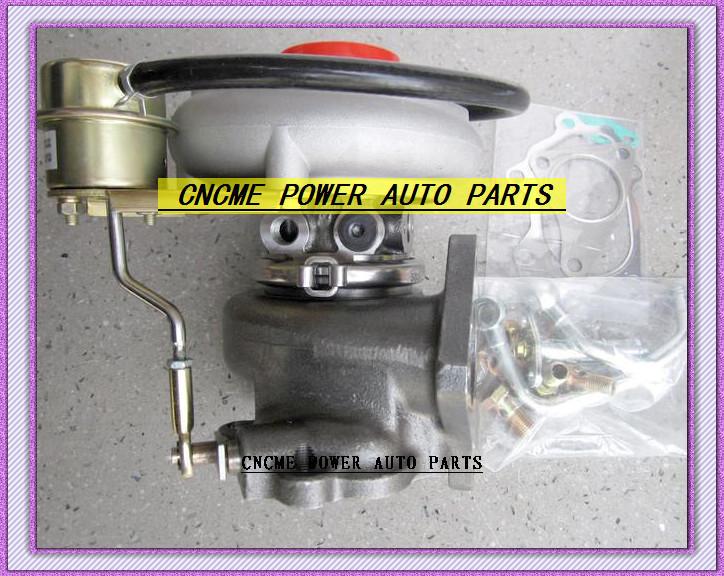 -TD05 20G TD05-20G TD05-20G-8 Turbo Turbocharger For SUBARU Impreza WRX STI Turbine Engine EJ20 EJ25 MAX HP 450HP 5 bolts with gaskets pipe (3)