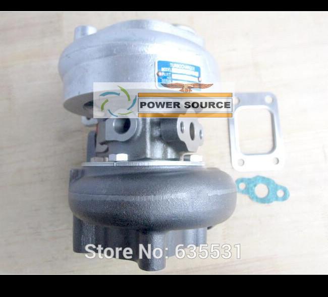 T25 T28 T25T28 T2528 T25T28 Turbo Turbine TurboCharger For Nissan S13 S14 S15 comp .60 turbine .64 ar T25 Flange Water Cooled (1)