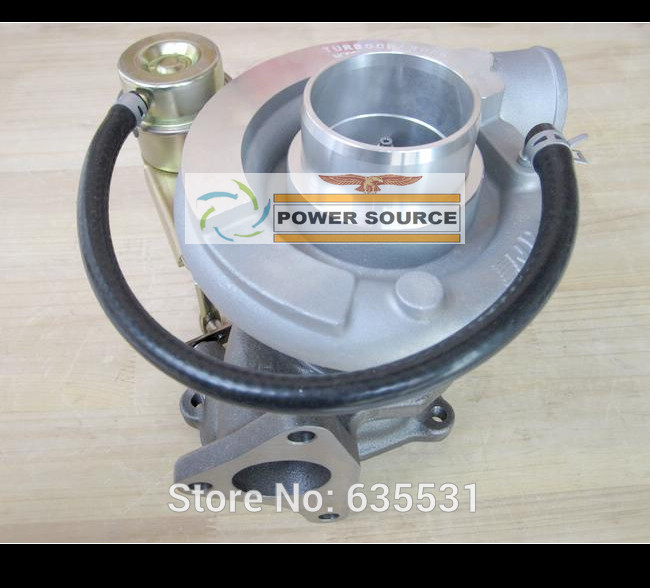 TD05 20G TD05-20G TD05-20G-8 Turbo Turbocharger For SUBARU Impreza WRX STI Turbine Engine EJ20 EJ25 MAX HP 450HP 5 bolts with gaskets pipe