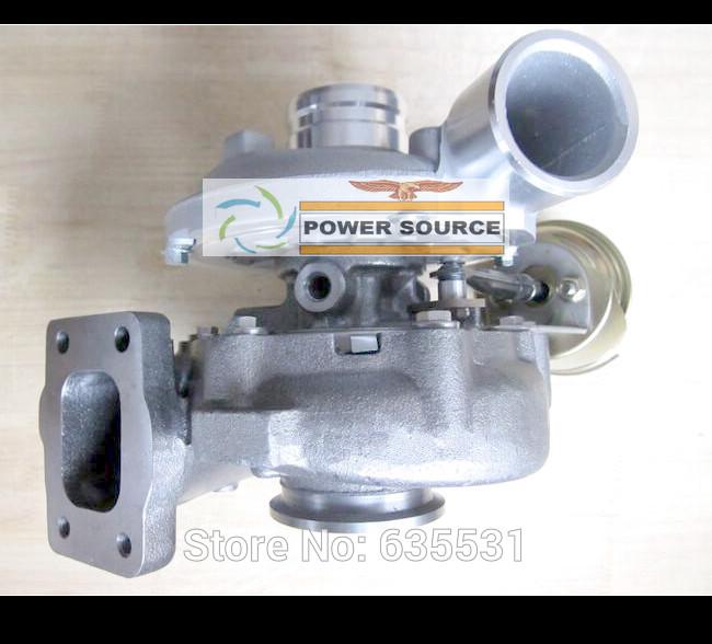 -GT2256V 751758 751758-5001S Turbo Turbocharger For IVECO Daily Renault Mascott 2.8L 2000- 8140.43K.4000 2.8L 146HP (4)