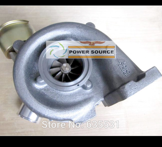 GT2256V 751758 751758-5001S Turbo Turbocharger For IVECO Daily Renault Mascott 2.8L 2000- 8140.43K.4000 2.8L 146HP (5)