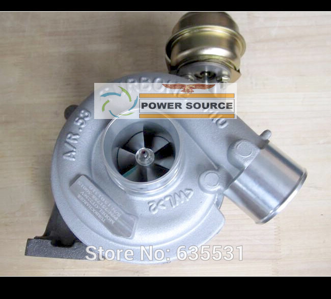 GT2256V 751758 751758-5001S Turbo Turbocharger For IVECO Daily Renault Mascott 2.8L 2000- 8140.43K.4000 2.8L 146HP