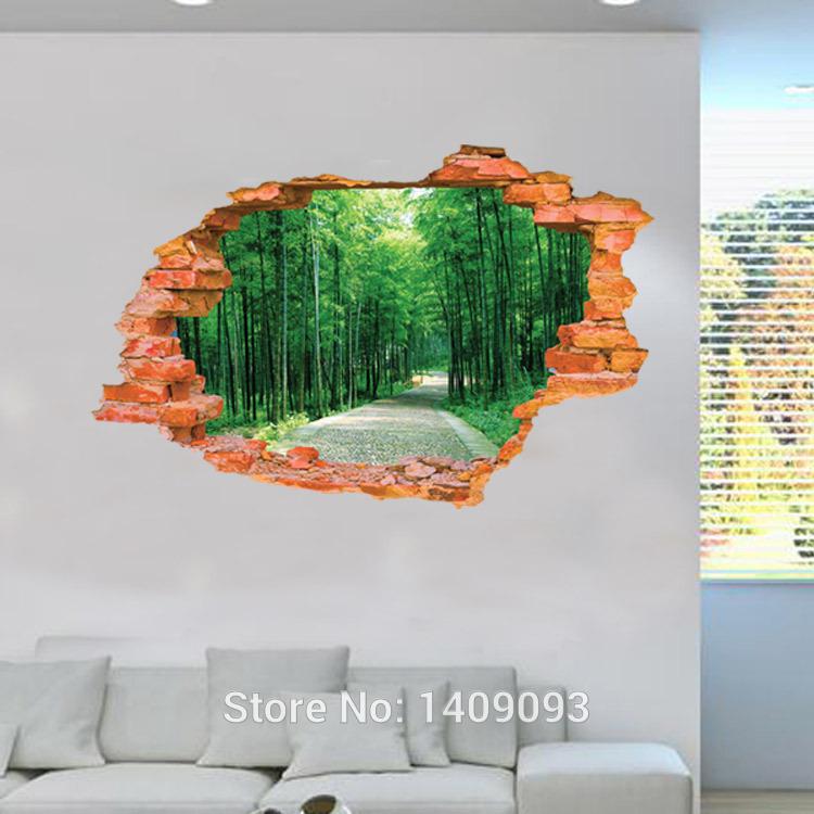 Home Decor Vinyl Family Tree Wall Decal Mural Sticker Diy Art