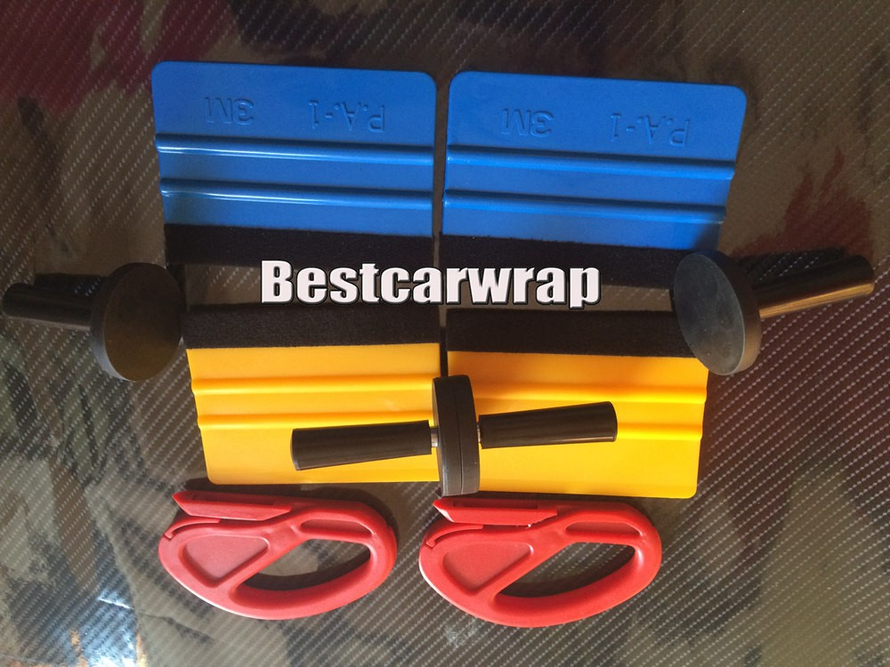 car wrap tools knife cutter magnets knifelss tape squeegee (11)