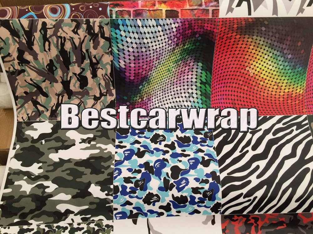 camo car wrapping film (7)