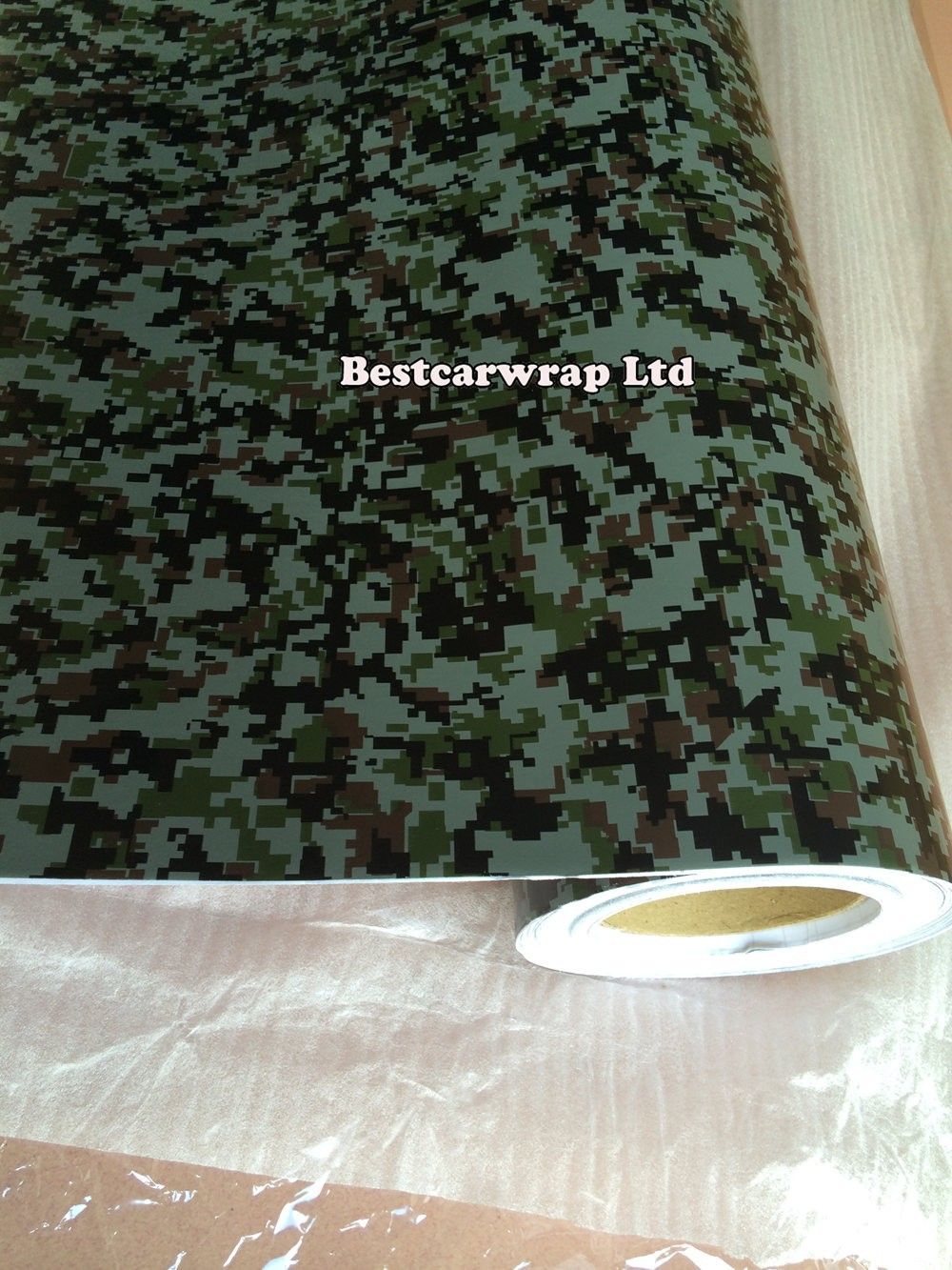 digita camouflage vinyl wrap camo wrapping 3m film (5)