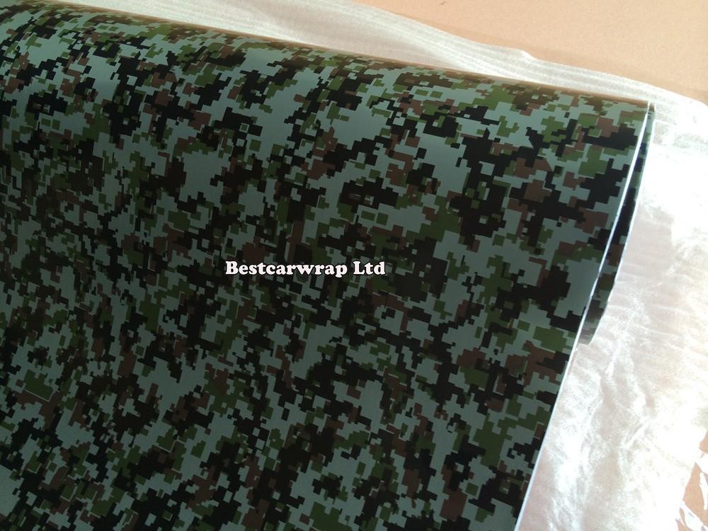 digita camouflage vinyl wrap camo wrapping 3m film (3)