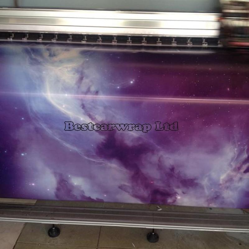 starry sky stickerbomb vinyl camo printed vinyl (3)