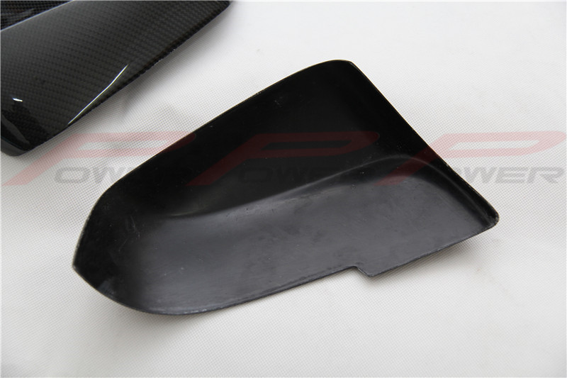 BMW F20 F30 STICK CARBON MIRORR COVER (4)